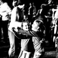 Танец маленьких Пеппи :: Светлана Шмелева
