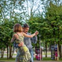 Ганчо в аргентинском танго - это вот так! :: Светлана Тремасова