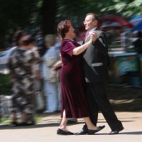Лето на танцплощадке 1 :: Валерий Антипов