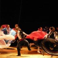 В вихре танца :: Жанна Литуева
