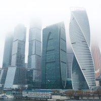 Туман :: Александр Руцкой