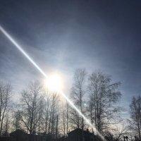 Первый лучик весны :: Марина Кабак