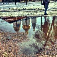 Первые лужи :: Андрей Леднев