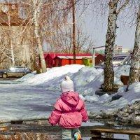 Пока мама не видит! :: Михаил Гажур