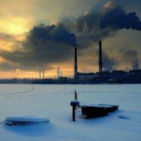 """""""И дым отечества нам сладок и приятен..."""" :: Sergey Kovyak"""