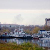 Пристанище кораблей :: Мария Ларионова