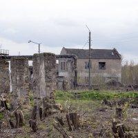 Индустриальный пейзаж :: Дмитрий Внуков