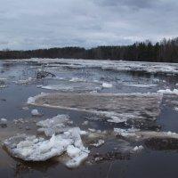 Лед тронулся. :: ВАЛЕНТИНА ИВАНОВА