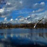 Предчувствие тёплой Весны... :: Sergey Gordoff
