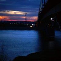 Город в закате :: Кристина Юричковская