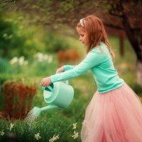 Весна-хозяйка :: Марина Зотова