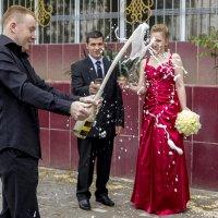 А теперь шампанское! :: Виталий
