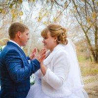 Любовь - это шагнуть в новую жизнь вместе. :: Анастасия Науменко