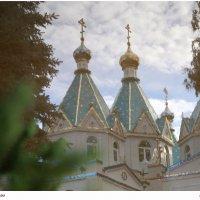 Купола в облаках :: Римма Алеева