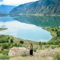 Дагестан Ирганайское водохранилище :: Эдуард Ильясов