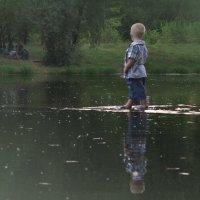 как Дима ходил по воде :: Анастасия Рогозина
