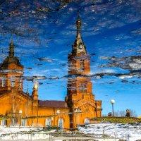 Отражение весны.. :: Наталья Филатова