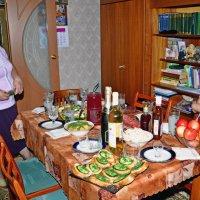 Разговор с бабушкой :: Сергей М