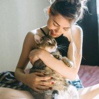 Маша и Вася :: Кирилл Гудков