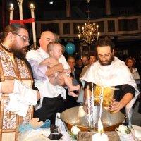 Крещение :: Виктория