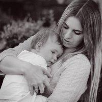Мама всегда услышит и придет... :: Benda Benda