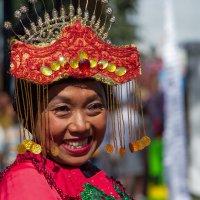 Индонезийка :: Popelka