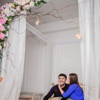 Любовь,её чувствуешь. :: Олеся Романова
