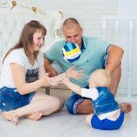Счастье когда мы вместе!! :: Аксенова Анастасия Александровна