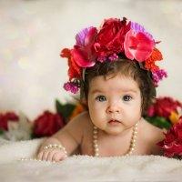 маленький цветочек :: Ирина Автандилян