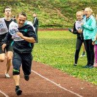 На финишной прямой :: Юрий Глушков
