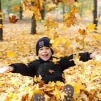 Счастливая осень :: Алёна Дедовец