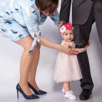 Жду тебя с работы дорогой мой папа подарить улыбку я тебе бы рада! :: Николай Хондогий