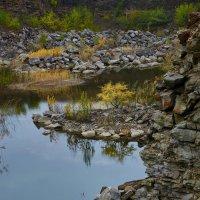 Осень в Зуевском ландшафтном парке :: Вера Корниенко
