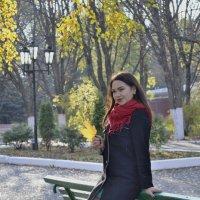 Мисс Осень... :: Анастасия Фомина