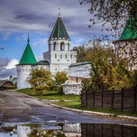 Башни Ипатия :: Евгений Балакин