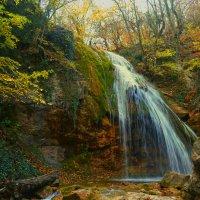 Осень в крымских горах. :: Тамара