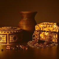 Драконьи сокровища :: Милоцвета (Александра Баранова)