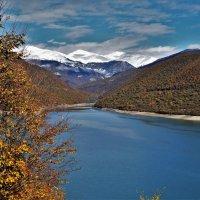 Осенние пейзажи... :: Андрей Кирилловых