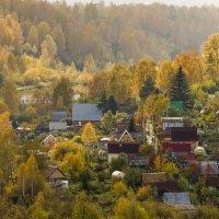 Осень :: Михаил Измайлов