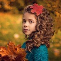 Осенний портрет :: Татьяна Семёнова
