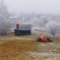Первая изморозь :: Артем Калашников