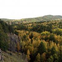 Забайкальская осень :: Алексей Rus