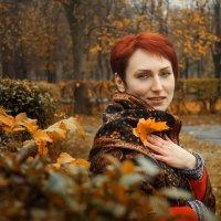 Королева - осень :: Дарья