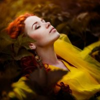 Осенняя :: Мария Буданова
