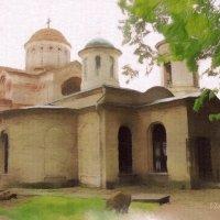 Церковь Иоанна Предтечи :: Владимир Сикарёв