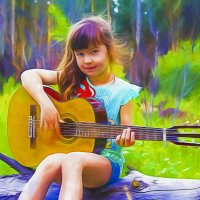 Пой, моя гитара пой... :: Максим С