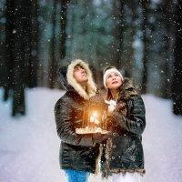 Волшебство зимнего леса :: Наталья Батракова