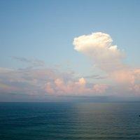 Рассвет над морем :: Мария Ларионова