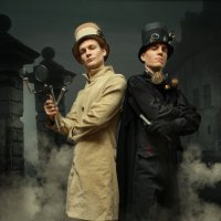 Викторианский детектив: в поисках Джека :: Егор Писанко