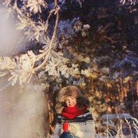 Зимнее утро, как прекрасно :: Julia Novik